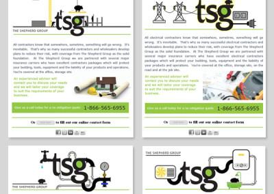 TSG HTML Email Design