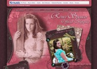 Renee Spencer Myspace Design